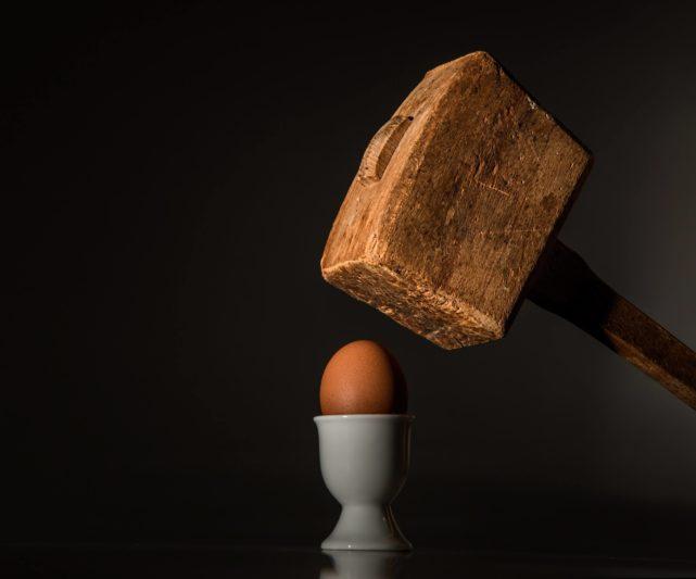 ゆで卵 再加熱
